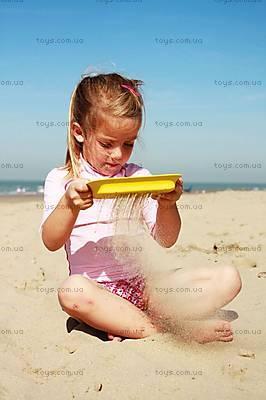 Детская лопатка SСOPPI с ситом для песка и снега, 170204, отзывы