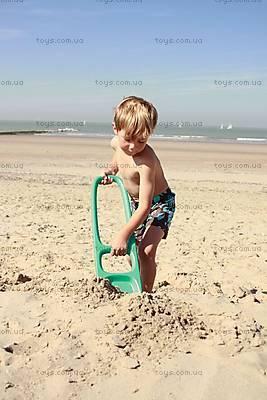 Детская лопатка SСOPPI с ситом для песка и снега, 170204, цена