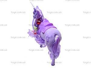 Детская лошадь-единорог, 379LNBEAD, купить