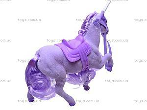 Детская лошадь-единорог, 379LNBEAD, детские игрушки