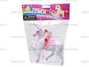 Детская лошадь-единорог, 379LNBEAD, магазин игрушек