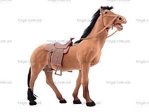 Детская лошадь велюровая, 317, купить