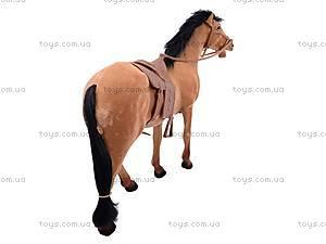 Детская лошадь велюровая, 317, фото
