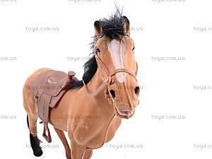 Детская лошадь велюровая, 317, цена