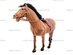Детская лошадь велюровая, 317, магазин игрушек