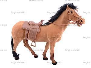 Детская лошадь велюровая, 317, toys