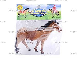 Детская лошадь велюровая, 317