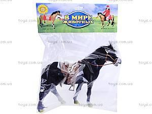 Детская лошадь велюровая, 317, іграшки