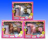 Детская лошадка на шарнирах, 8011, купить