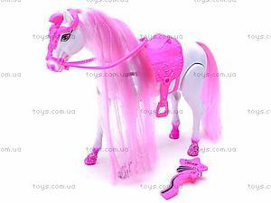 Детская лошадка с аксессуарами, 689-1