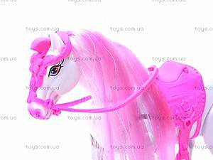 Детская лошадка с аксессуарами, 689-1, отзывы