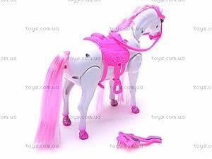 Детская лошадка с аксессуарами, 689-1, цена