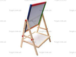 Детская магнитная доска для рисования, W02-4310, купить