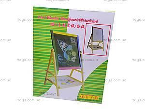 Детская магнитная доска для рисования, W02-4310, отзывы