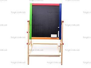 Детская магнитная доска для рисования, W02-4310, цена