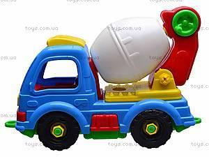 Детская машина «Бетономешалка», , отзывы