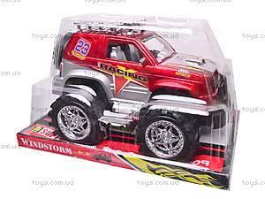 Детская машина-джип, инерционная, 0524, цена