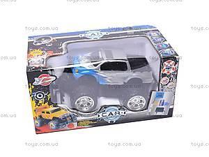 Детская машина-джип, радиоуправляемая, 698-01, игрушки