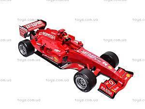 Детская машина «Формула 1», F992, купить