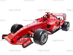 Детская машина «Формула 1», F992, цена
