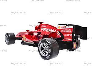 Детская машина «Формула 1», F992, детские игрушки