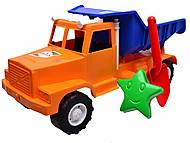 Детская машина «Грузовик», 061, купити