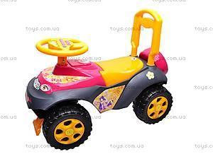 Детская машина-каталка, 013117R,U11, купить