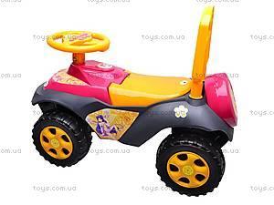 Детская машина-каталка, 013117R,U11, игрушки