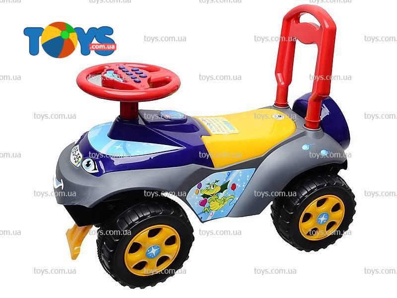 Каталка-мотоцикл Мини-мото red 48226