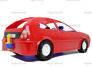 Детская машина «Купе», 39001, детские игрушки