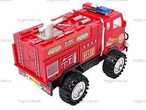 Детская машина «Пожарная служба», 1766, игрушки
