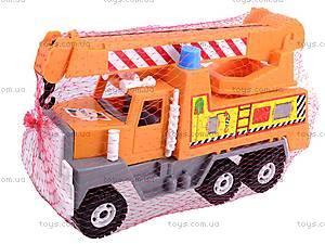 Детская машина с краном, 238