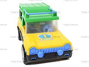 Детская машина «Сафари», 39005, отзывы