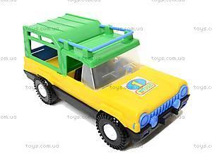 Детская машина «Сафари», 39005, цена