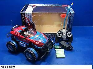Детская машина «Спайдермен», HZ828