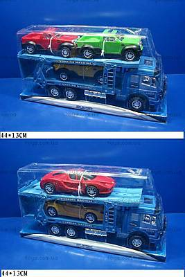 Детская машина «Трейлер», 558A-D5558A-, купить