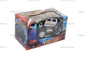 Детская машинка «Джип», на радиоуправлении, 396-024, купить