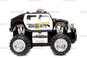 Детская машинка «Джип», на радиоуправлении, 396-024, цена