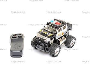 Детская машинка «Джип», на радиоуправлении, 396-024, игрушки