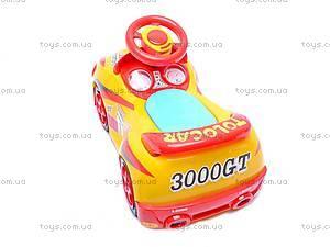Детская машинка для катания, 11-001, купить