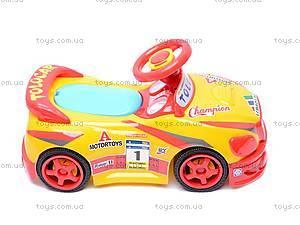 Детская машинка для катания, 11-001, цена