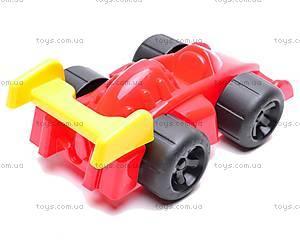 Детская машинка «Формула-1», 1165, детские игрушки
