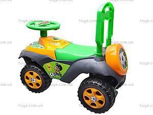 Детская машинка-каталка «Автошка», 013117R,U09, фото