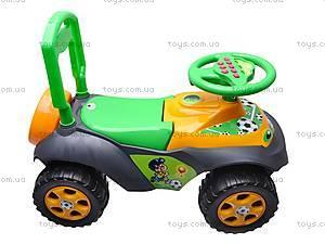 Детская машинка-каталка «Автошка», 013117R,U09, отзывы