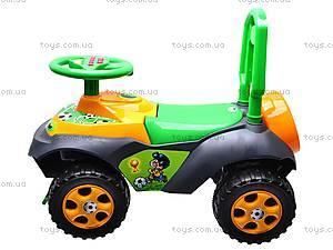 Детская машинка-каталка «Автошка», 013117R,U09, цена