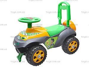 Детская машинка-каталка «Автошка», 013117R,U09