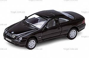 Детская машинка Mercedes-Benz CL600, 49758 CW