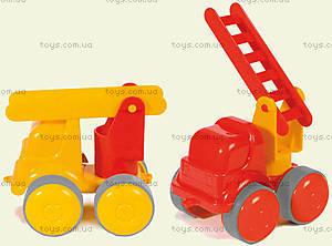 Детская машинка-мини «Пожарная команда», 9011