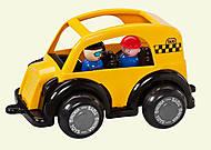Детская машинка-мини «Такси», 1265