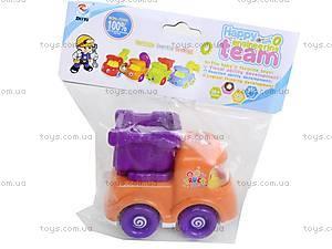 Детская машинка «Стройтехника», 5513A, детские игрушки